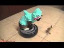 Роботы пылесосы и животные