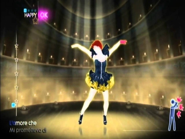 Just Dance 4 -5- Emma - Cercavo amore
