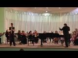 Тер-Карапетянц Т. кларнет В.А.Моцарт. Концерт A-dur. 1часть
