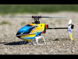Alan Szabo Jr. ALIGN Trex 150 at the Flying Field