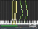 Fancy - Flames of Love (synthesia)