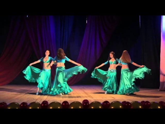 NEW! Султан-Табла Коллектив восточного танца Amabell