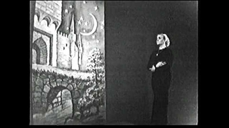 Поет Раиса Котова (меццо-сопрано). Арии из опер.