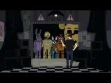 5 ночей с Фредди 2 Мульт Анимация ФНАФ