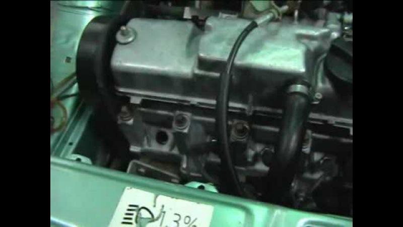 Диагностика автомобиля ваз 2114 видео
