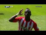 Sadio Mane Goal - Southampton vs Aston Villa 3-0 [16.5.2015] EPL