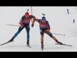 ШиПУЛИН VS ШЕМП ПОЛНАЯ ВЕРСИЯ ВЕЛИЧАЙШЕГО ФИНИША Shipulin vs Schempp Greatest Biathlon Finish Ever