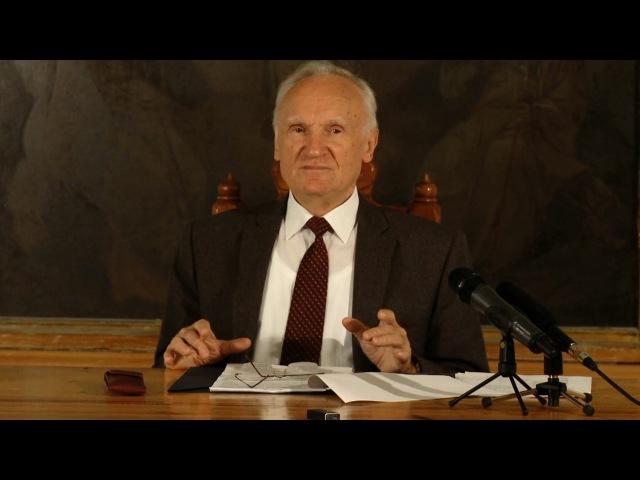О вере во Христа (МПДА, 2013.09.17) — Осипов А.И.