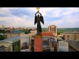 Осенняя аэросъёмка Ставрополя