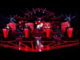 Денис Лис - Танцы на Стеклах (Голос. Украина. 5 сезон 2 выпуск)