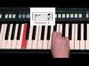 Самоучитель игры на синтезаторе Урок 7 Нотная грамота знаки увеличения длительностей нот и пауз