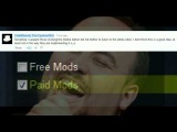 PAYING FOR MODS