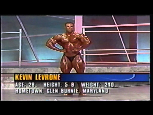 Kevin Levrone at 1994 Arnold Classic Bodybuilding Championships
