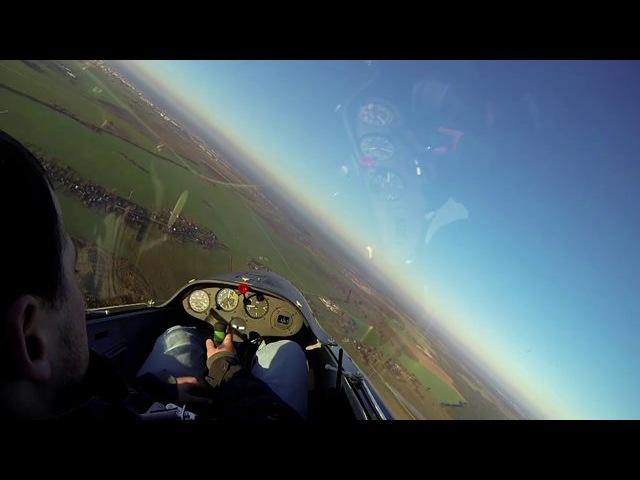 AS4-115 Rossiya glider