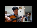 Sunflower / Henry Mancini - Guitar Cover