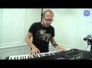 Краткий видео обзор синтезатора YAMAHA Motif XF.avi