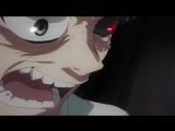 Токийский Гуль / Tokyo Ghoul 1 сезон 2 серия в [HD] [JAM_and_Oriko]