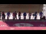Финал по BMX среди женщин на Европейских Играх 2015 в Баку