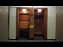 Многокабинный лифт (патерностер) в пассаже Люцерна, Прага.