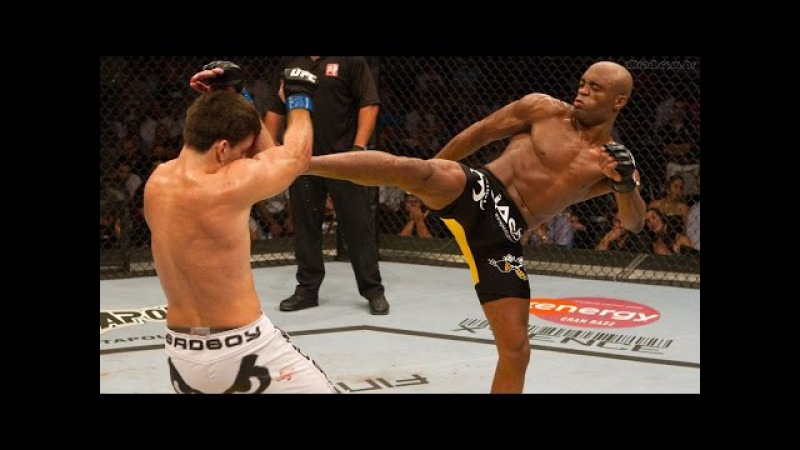 Anderson Silva UFC Best Moments !
