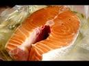 Очень вкусная РЫБА (СЕМГА) в духовке, соус белый.Что приготовить на ужин быстро