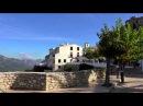 Alicante, Guadalest, прекрасный город и замок на скале, фантастические виды, Сергей Езовский