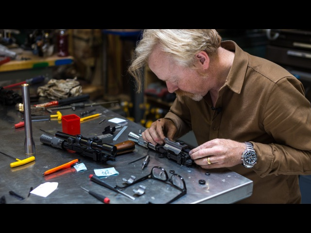Adam Savage's One Day Builds: Han Solo's DL-44 Blaster