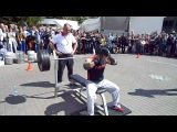 Роман  Еремашвили, русский жим 150 кг - 19 раз с.в.75 кг,KRINICA CUP - 2014!!!