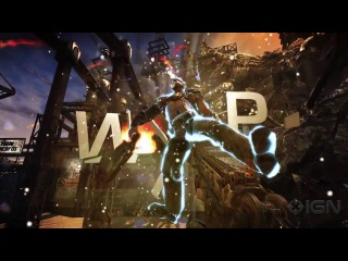 Bulletstorm: Whip, Kick, Boom Trailer