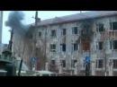 Грозный, штурм школа №20 Россия, Чечня видео 4.12.2014