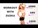 Bunny Slope Workout 9 - ABS, ARMS, LEGS