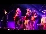 Lance Lopez and Wes Jeans jam with Gov't Mule