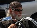 Байкер послал нах*й ГАИшника / Biker offends Policeman