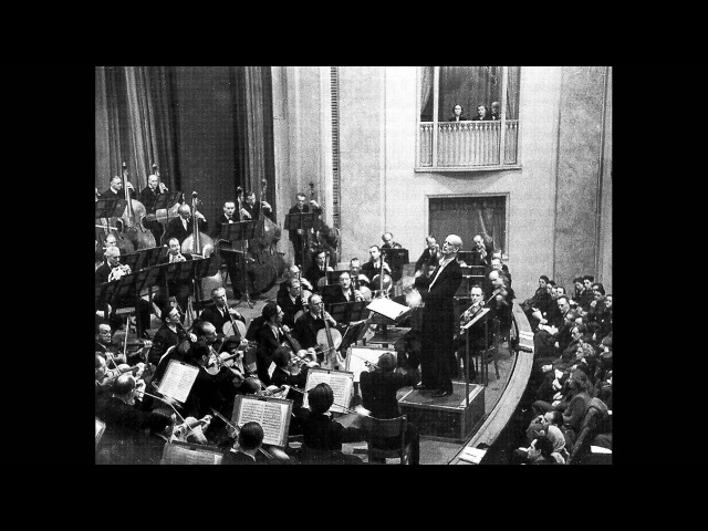 Schumann - Symphony No 1 in B flat major Spring Op. 38 - VPO, Furtwängler, 1951 (Remastered 2012)
