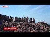 На Саур Могиле сепаратисты осквернили памятник воинам ВОВ