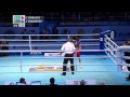 9)  Men's Bantam (56kg) - Semi Final - Kairat YERALIYEV (KAZ) vs Javid CHALABIYEV (AZE)