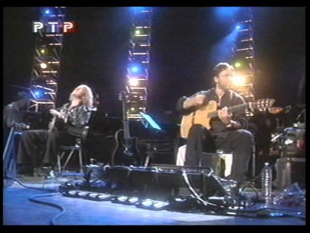 Al Di Meola Band L Agutin A Varum Concert April 2001