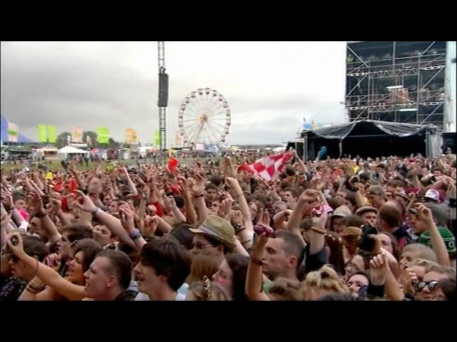 My Chemical Romance - Na Na NaTeenagers [Oxegen festival 2011]
