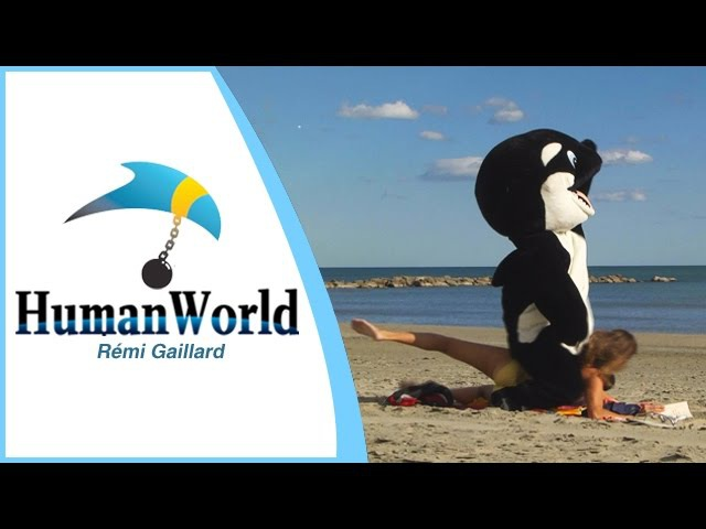 HUMAN WORLD (REMI GAILLARD)