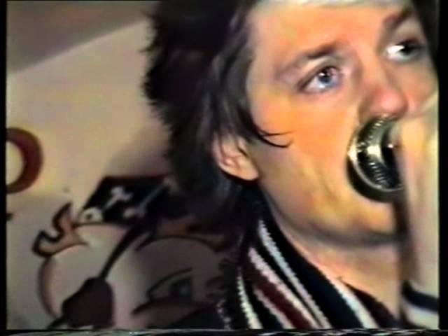 АРКЕСТР АУ - Выступление в баре Корсар, СПб, февраль 1998