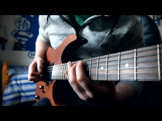 DC's Legends of Tomorrow Theme on Guitar + TAB