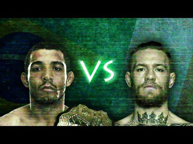 UFC 189: Aldo vs McGregor promo --by Thunderon--