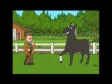Гриффины - Здоров как лошадь. Накуреным не смотреть