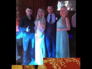 Фотоальбом со свадьбы Самсонова и Щаулиной