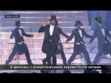 Выступление Шахрукх Кхана, посвящённое 100-летию Болливуда - 58th Idea Filmfare Awards 2013 (русские субтитры)