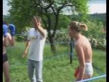 DWW-267 Nick_vs_Cathy -  Mixed Garden Boxing