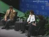 Нил Деграсс Тайсон и Нил Гейман — Религия против науки, доказательство от незнания