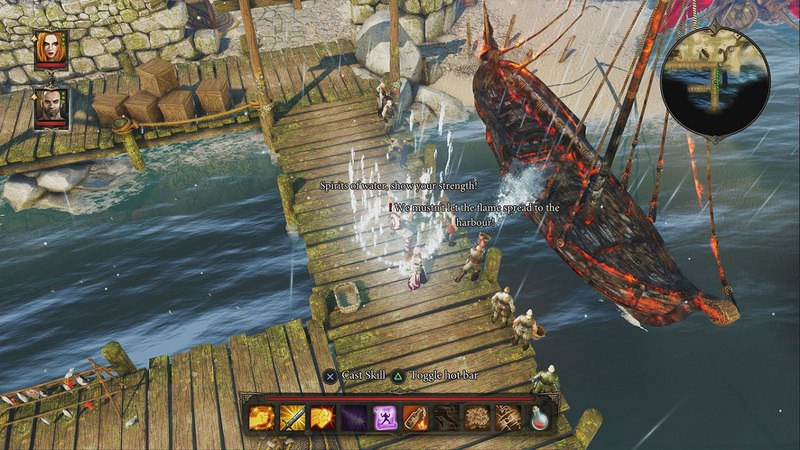 Divinity: Original Sin - Enhanced Edition от GOG скачать торрент