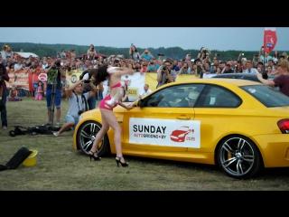 Эротическая мойка BMW
