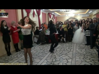Лезгинка Новинка. Красавицы Кавказа Супер Лезгинка 2014